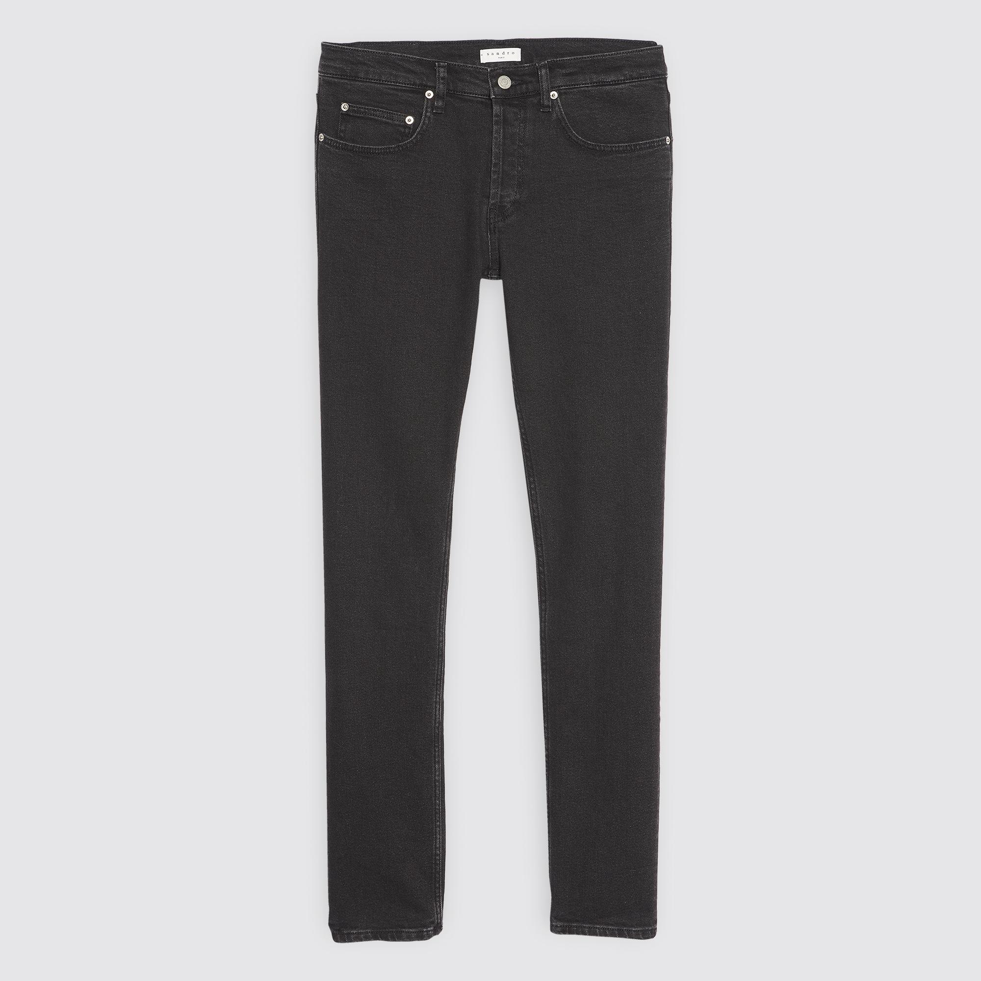 Jeans neri - Skinny : Jeans colore Nero