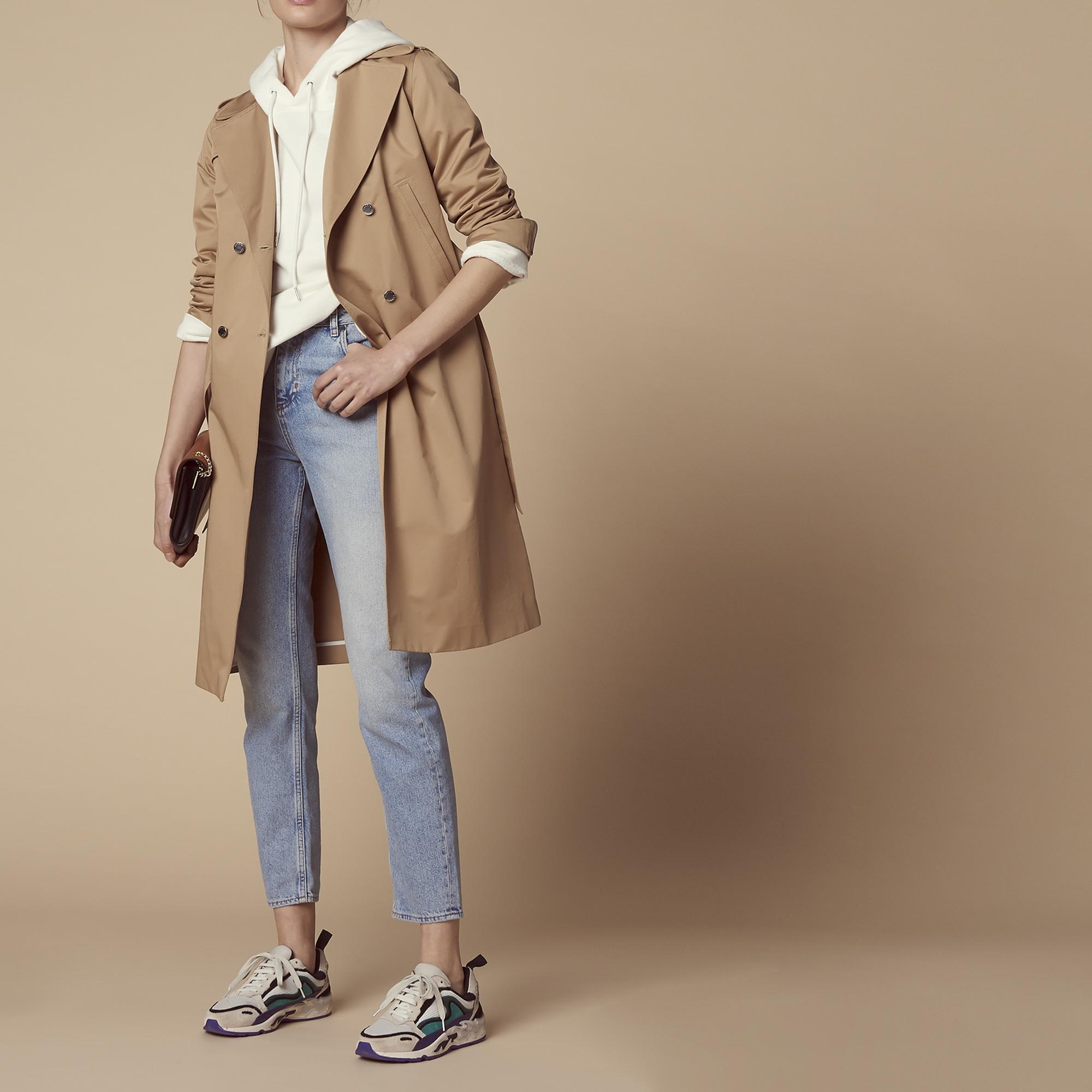 Trench : Cappotti colore Mastice