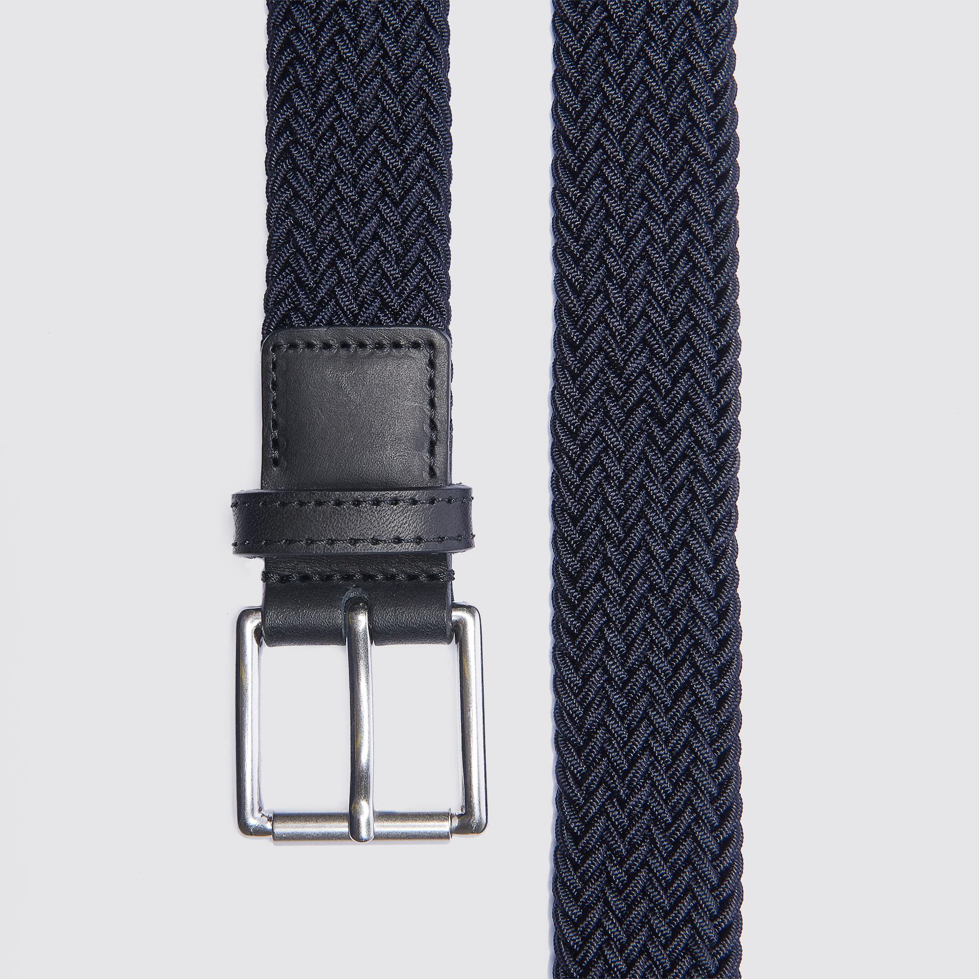 Cintura intrecciata : Collezione Estiva colore Blu Marino