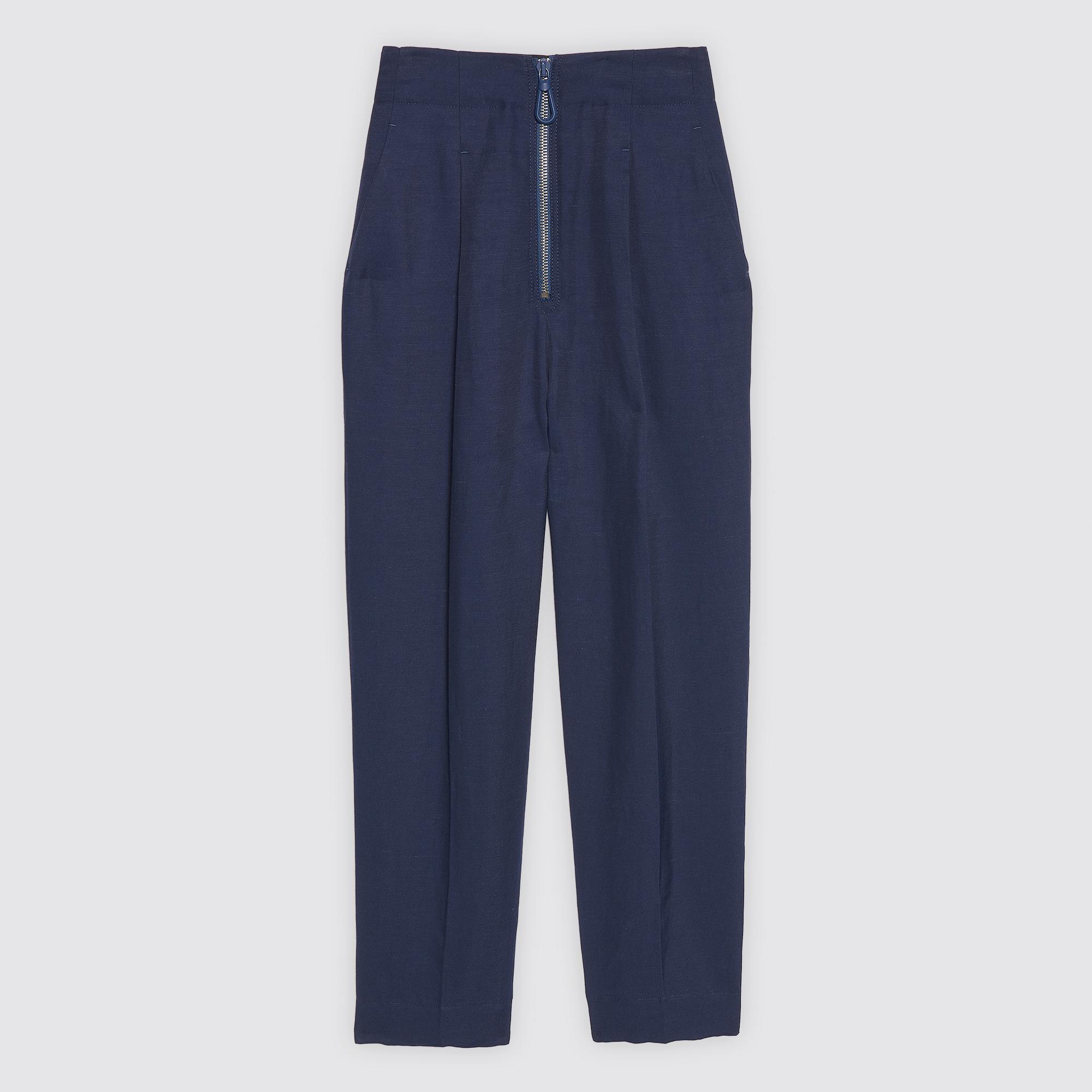 Pantaloni 7/8 : Collezione Estiva colore Blu Marino